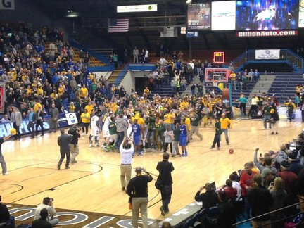 The Party Is On In Fargo: North Dakota State Is Heading To The Big Dance For Just The Second Time In School History.