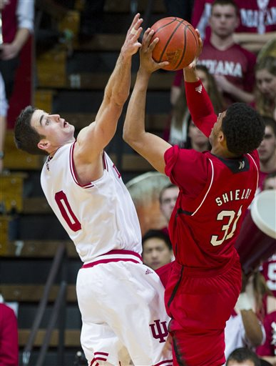 Nebraska Got a Huge Win at Indiana Wednesday Night