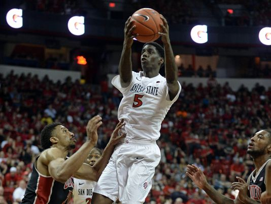 Dwayne Polee Poured In 18 Points Against UNLV And Is Elevating His Game At Just The Right Time -- Might He Be The Key To An Aztec Tournament Run?