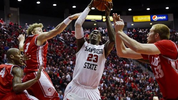 Can San Diego State generate enough offense to make a deep run? (AP Photo)