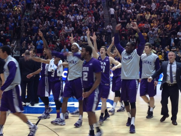 SFA Celebrates an Historic Win For Its Program