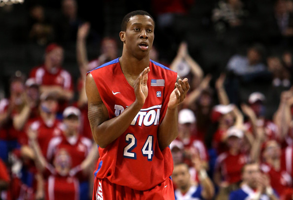 Jordan Sibert Gets An Opportunity To Play Against His Former Team When Dayton Takes On Ohio State In Buffalo