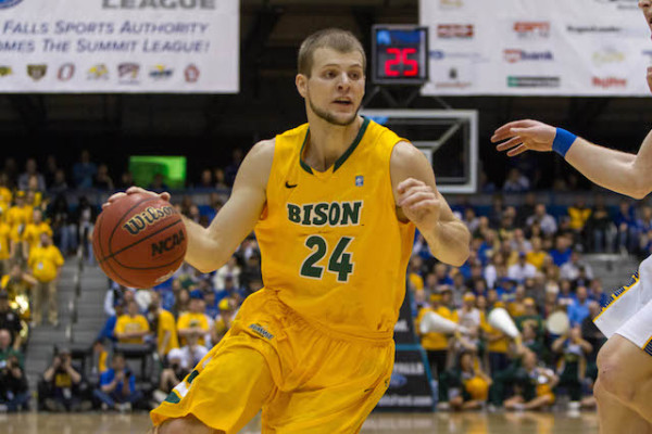 With Braun leading the way, don't be shocked if NDSU ousts Oklahoma (AP).