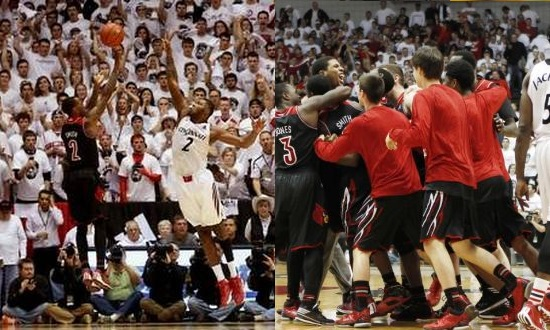 Russ Smith's game winner at Cincinnati was perhaps the signature moment of the AAC's first season.