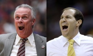 Will Bo Ryan's slow tempo get the last laugh? Or will Scott Drew's up-and-down play rule the day?