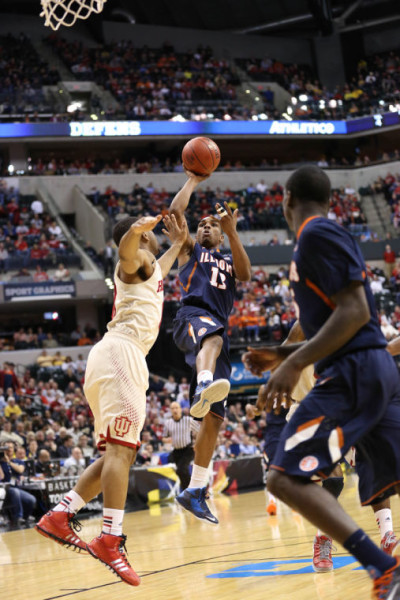 Abrams and the Illini Appear to Have a Bright Future (B.Tse)