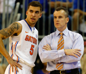 Billy Donovan And Scottie Wilbekin Are Both Huge Reasons Why Florida Enters The NCAA Tournament As The #1 Overall Seed