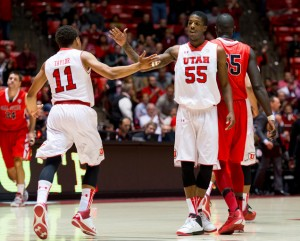 Delon Wright And Brandon Taylor Help Make The Utes A Very Dangerous Team This Weekend (Trent Nelson, Salt Lake Tribune)