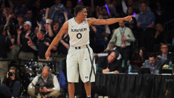 Xavier Won Its First Big East Tourney Game Last Night