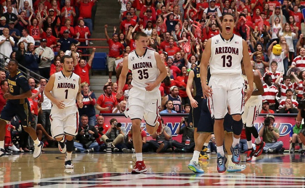 Arizona Earned A #1 Seed In The West Region And Fortunate Geographic Placement