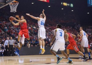 Arizona and UCLA Will Meet In The Pac-12 Title Game For Just The Second Time Ever (Julie Jacobson, AP Photo)