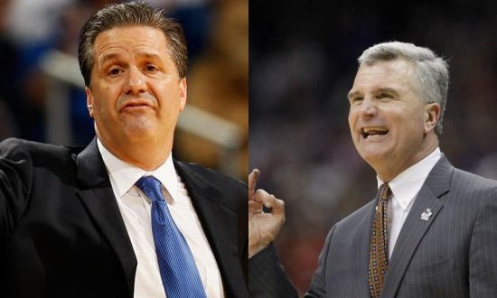 John Calipari and Bruce Weber both have a lot to prove this tourney.