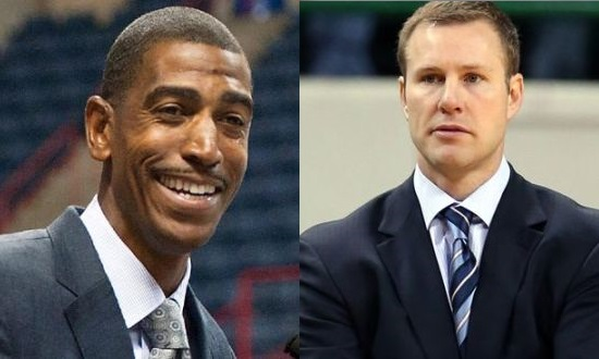 Two of the youngest and brightest coaches in the game go at it Friday night at MSG. (AP & USA TODAY Sports)