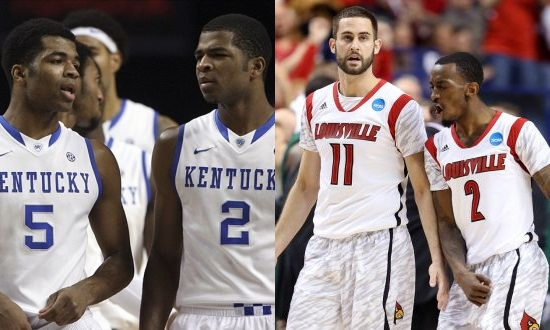 Will the youth of the Harrison twins and company be enough? Or will the experience and savvy of Luke Hancock and Russ Smith reign supreme? (AP)