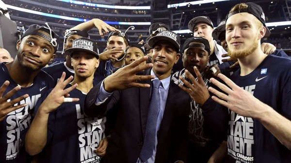 Kevin Ollie  (Robert Deutsch / USA TODAY)
