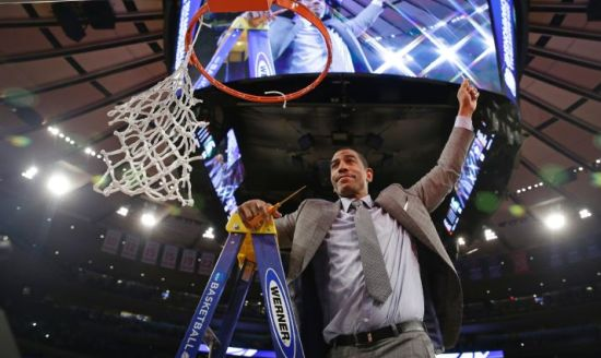 Suffice it to say, Kevin Ollie has played a huge roll in UConn's success. (AP Photo/Seth Wenig)