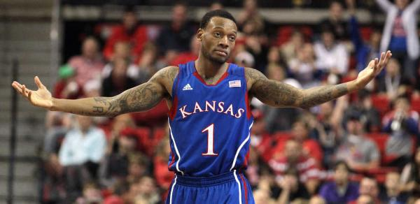 Citing a need to be close to his daughter, Naadir Tharpe and The University of Kansas are parting ways.