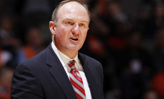 Thad Matta had a let-down of a season relative to his own success. Don't expect it to continue next season. (Gettyl)