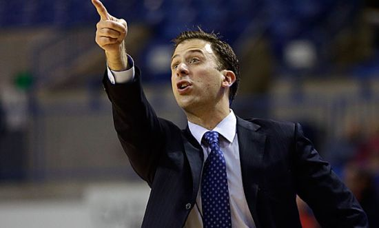 All things considered, Richard Pitino had a wildly successful first season. (AP)