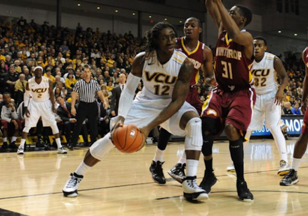 Players like Mo Alie-Cox will have increased roles for VCU in 2014-2015. (vcuramnation.com)