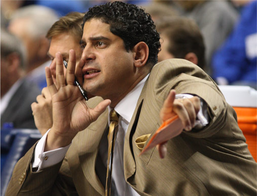 Orlando Antigua will try to bring a bit of his UK success to the top job at USF.