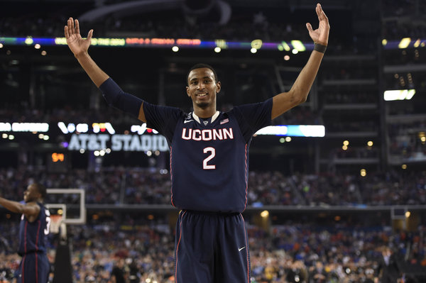 DeAndre Daniels has played incredibly well in the NCAA tournament.