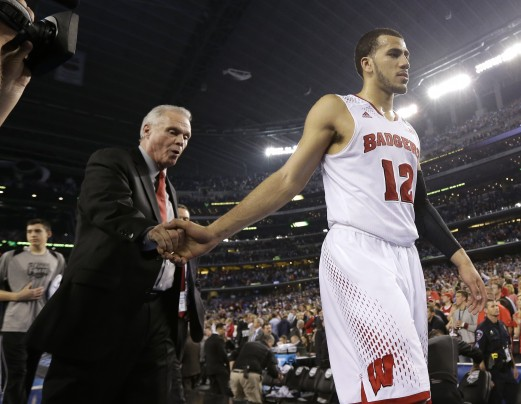 After Saturday's Crushing Final Four Defeat, Bo Ryan, Traevon Jackson And The Rest Of The Returning Badgers Will Seek A Happier Ending Next Winter