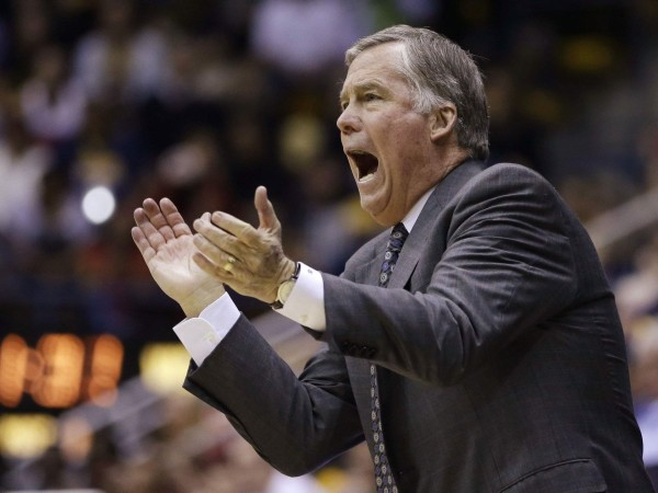 In 32 Seasons as a Division I Head Coach, Montgomery Had Just One Losing Season (Ben Margot, AP)