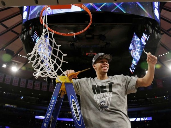 UConn Is Headed Back To The Final Four, In No Small Thanks To Their Experienced, Mature Floor General Shabazz Napier