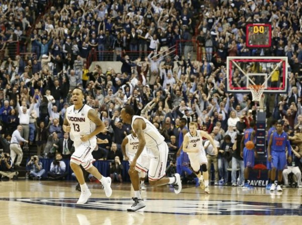 UConn Felled Florida Back In December In What Would Turn Out To Be The First Installment Of Many  Napier Clutch Shots