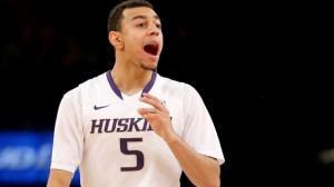 Nigel Williams-Goss Developed Into A Fine Point Guard In His Freshman Year (Getty Images)