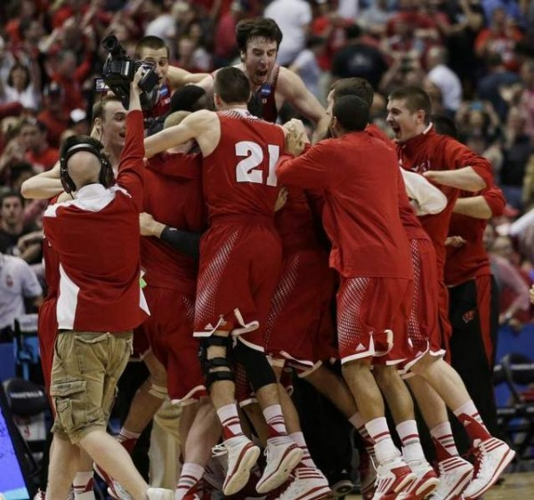 Wisconsin Earned Its Third Final Four Appearance With A Dramatic Win Over Arizona On Saturday (Jae C. Hong, AP Photo)