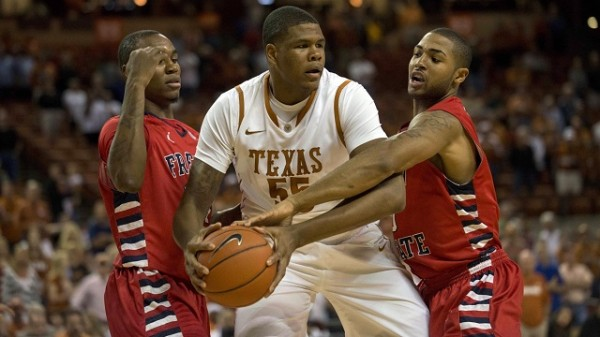 Cameron Ridley will look to build on an impressive 2013-14 campaign when Texas faces the prohibitive #1 team in the country. (Brendan Maloney/USA Today)