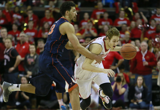Maryland Battles Rival Virginia in the ACC/Big Ten Challenge