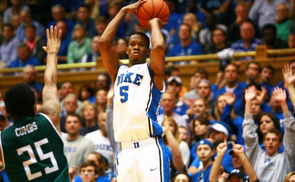On The Journey From Duke To The NBA, Rodney Hood's Sweet Stroke Should Travel Well