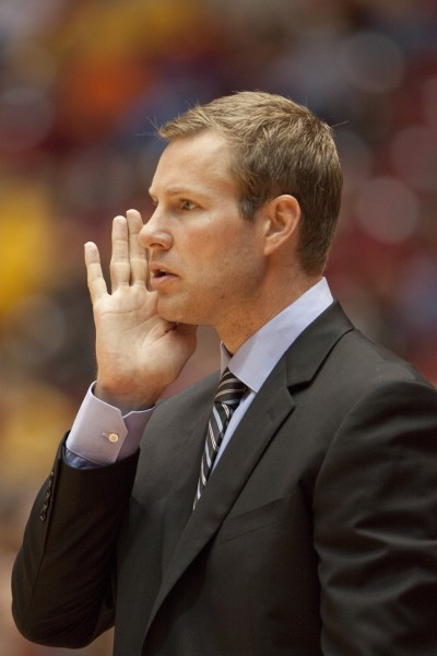 Fred Hoiberg and Iowa State can make up to four appearances on Big Monday this coming season. (Bryan Langfeldt/Iowa State Daily)