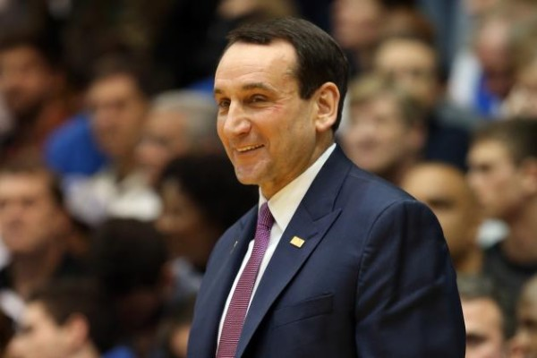 Coach K Should Have Plenty Of Reasons To Keep Smiling; His Program Graded Out On Top In ESPN's Future Power Rankings