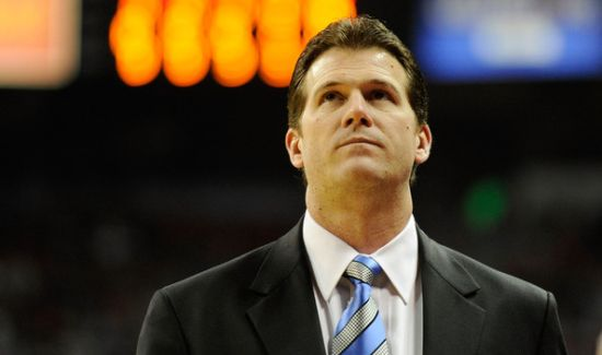 Steve Alford and UCLA check in much higher than expected. (AP)