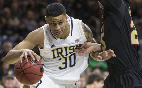Is Junior Zach Auguste Ready to Step-Up his Production? (m.southbendtribune.com - Robert Franklin)