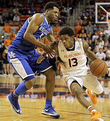 Tahj Shamsid-Deen could be poised for a breakout sophomore season at Auburn (photo courtesy cbssports.com).