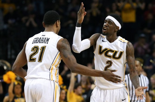 VCU is loaded with talent this season. (Anthony Gruppuso-USA TODAY Sports)
