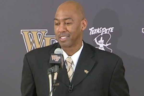 After Four Miserable Years, Wake Forest turns to Danny Manning to Turn Things Around. (wxii12.com)