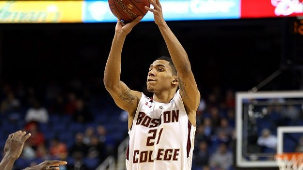Boston College needs more from the players around Olivier Hanlan to escape the basement in the ACC. (photo credit: Streeter Lecka/Getty Images)