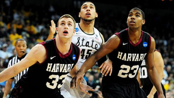Harvard is the Ivy League favorite again in 2014-2015. (Photo by Steve Dykes/Getty Images)