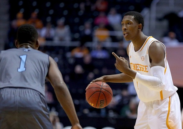 Josh Richardson was easily Tennessee's most important player this season.