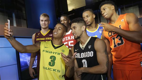 In Case You Needed A Reminder, Pac-12 Media Day Means Actual Basketball Games Are Just Around the Corner
