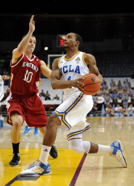 Norman Powell's Athleticism On The Wing Will Be A Big Part Of UCLA's Offense (Harry How/Getty Images)