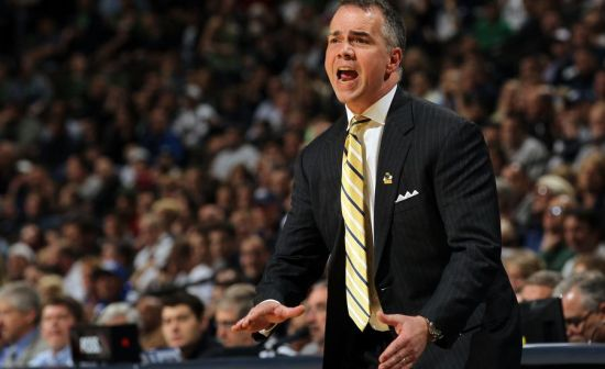 As noted by Forbes Magazine, Wofford coach Mike Young is one of the biggest bargains (salary wise) in Division I basketball. (Getty)
