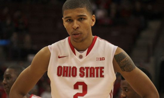 Mark could be a key contributor in the frontcourt for Ohio State this season. (thelantern.com)