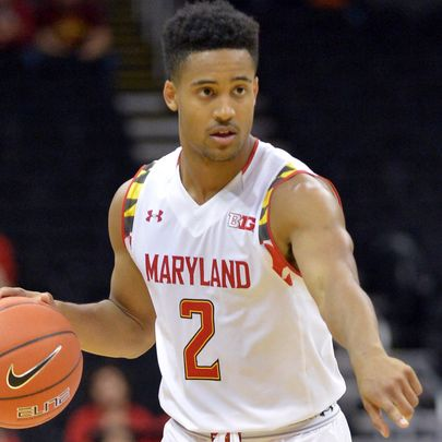Melo Trimble needs to control the pace for Maryland if they want to beat Wisconsin.  (David J. Philip/AP)